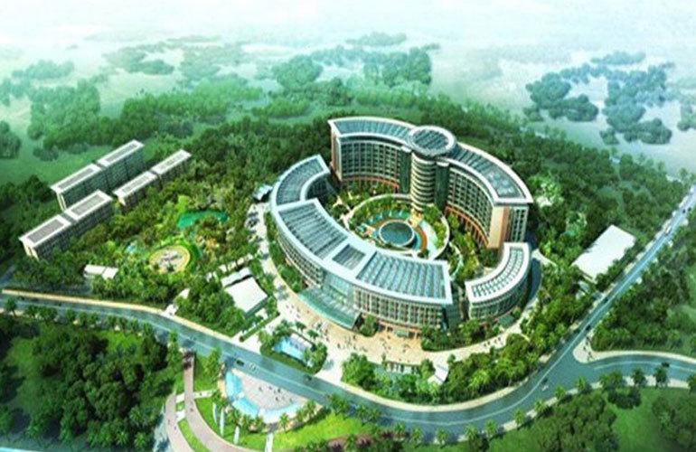 海棠湾银海 解放军301医院