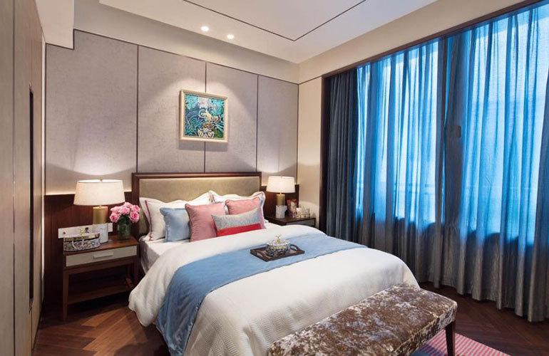 海棠湾银海 卧室
