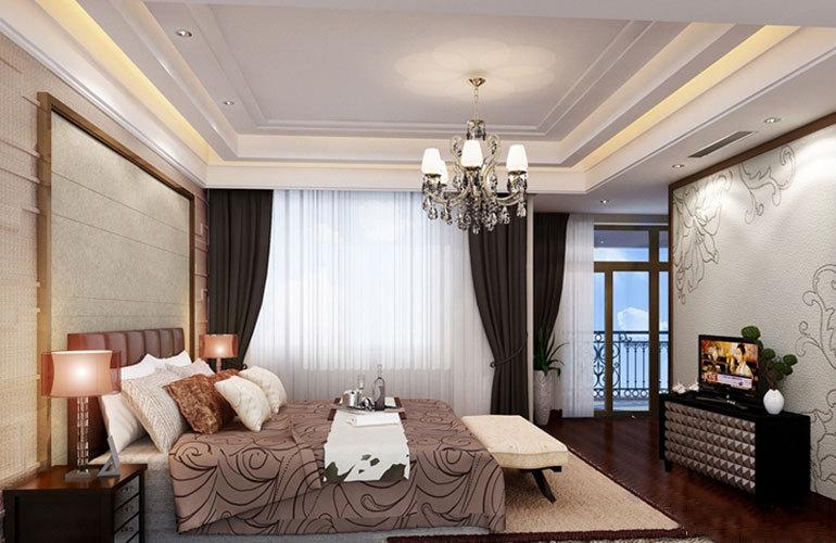 君悦府 卧室