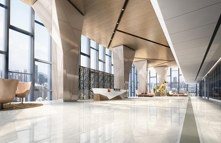 横琴南光大厦实景图