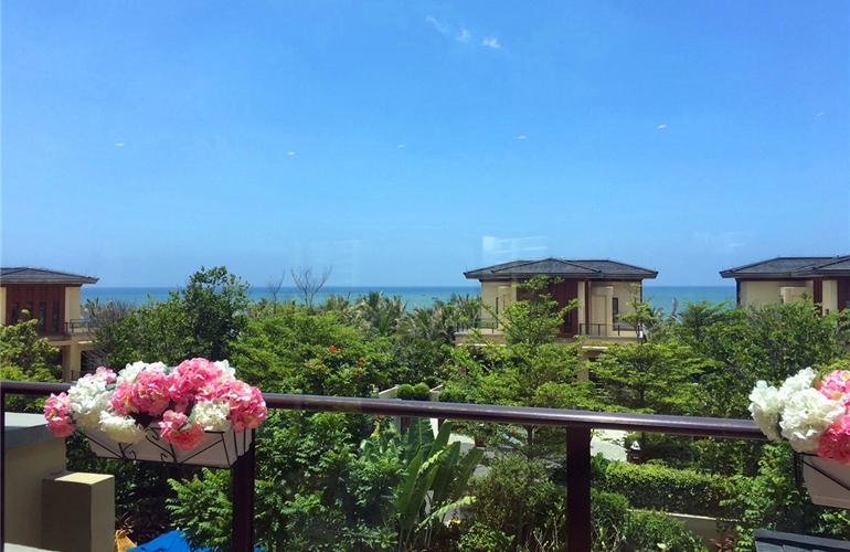 富力湾 阳台