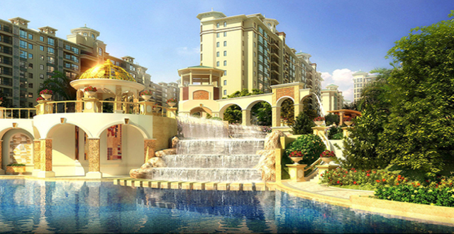 澄迈恒大御景湾在售美宅,总价98万/套