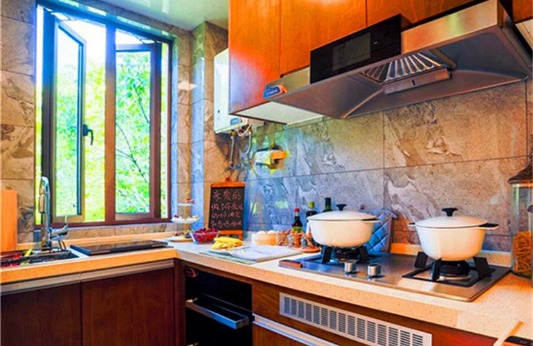 碧桂园海棠盛世 厨房