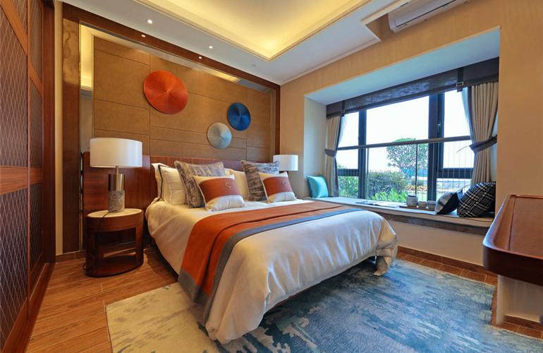 恒大双海湾 卧室