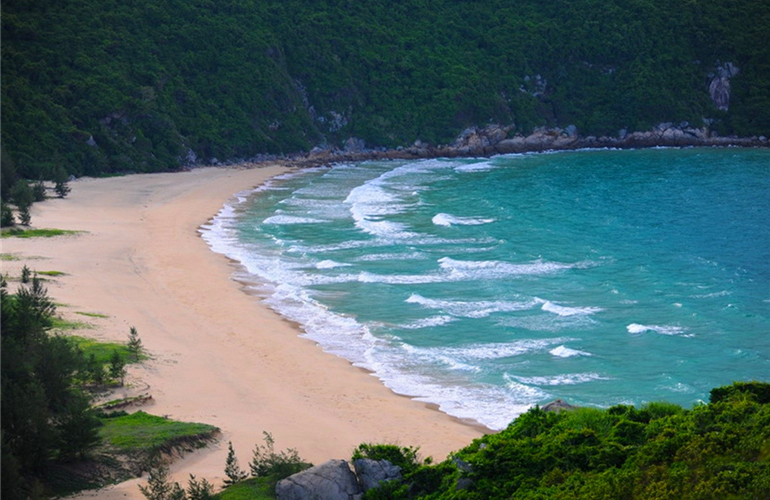 中海神州半岛 实景图