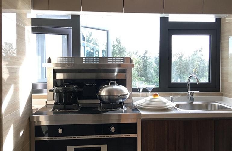 清凤海棠长滩 厨房