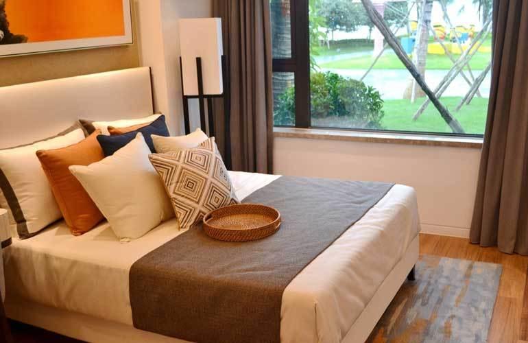 保利中央海岸 卧室
