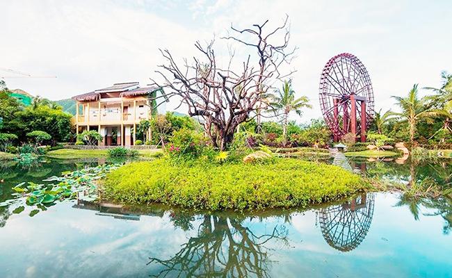 三亚万科湖畔度假公园在售轻奢三房,特价25000元/㎡