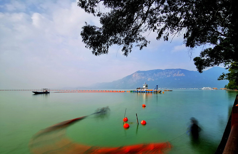 汉华天马山国际温泉度假区 海埂公园