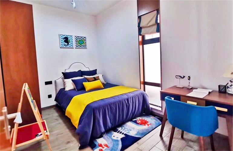 中信国安海岸 样板间:卧室