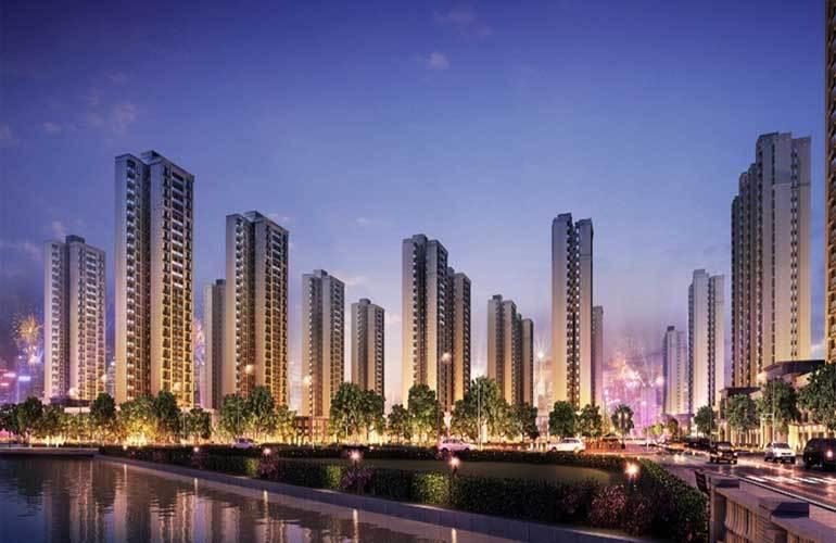 绿地中央文化城
