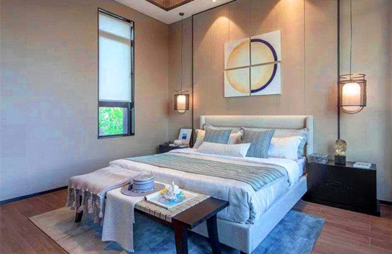 中海神州半岛 卧室
