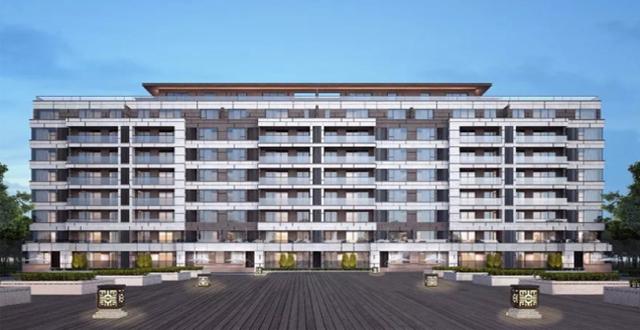 重庆融信澜湾即将新推建面105-124㎡观景板式洋楼,均价12000元/㎡起