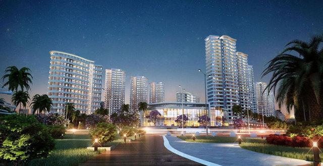 海口雅居乐金沙湾四期瞰海美宅在售,均价15000元/㎡