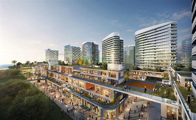 三亞碧桂園海上大都會左岸限時推出特價房源,特惠總價412萬/套