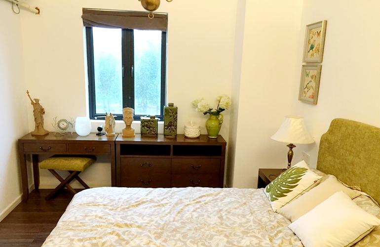 长岛蓝湾 样板间:卧室