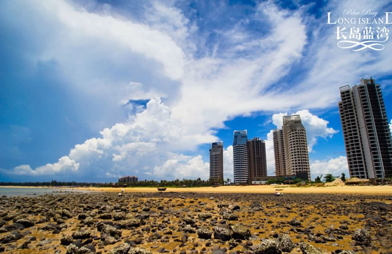 長島藍灣 實景圖