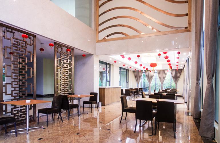 长岛蓝湾 周边餐厅