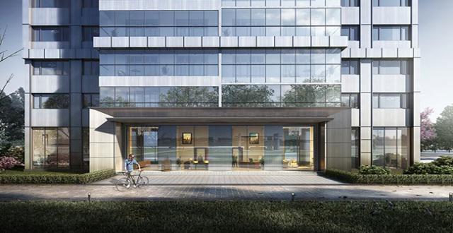 昆明中交金地中央公园主推建面120㎡-140㎡平层公寓,均价10000元/㎡