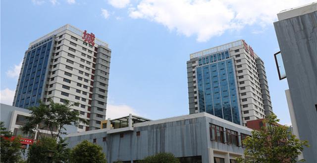 昆明东信中心城在售建面建面37㎡-92㎡玲珑小户型,均价7000元/㎡