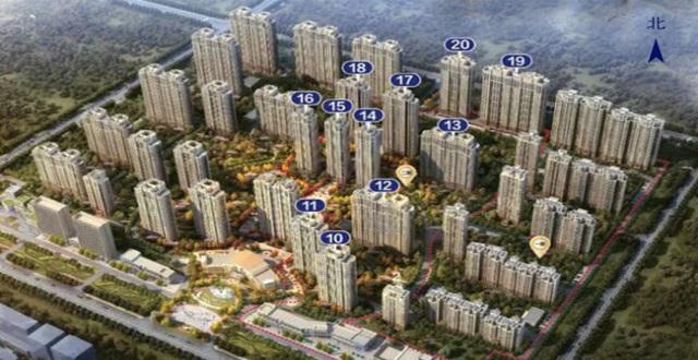 威海自在香滨主推80㎡-171㎡2居-4居,均价8600元/㎡