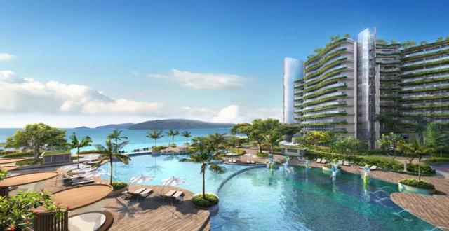 博鳌珊瑚湾