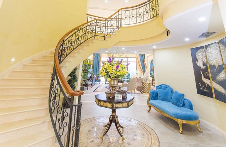 富力红树湾 样板间:楼梯