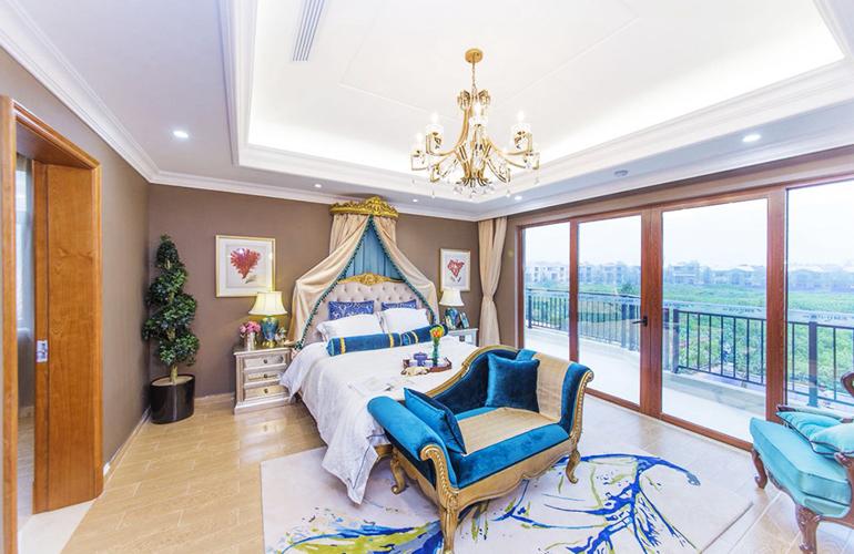 富力红树湾 样板间:卧室