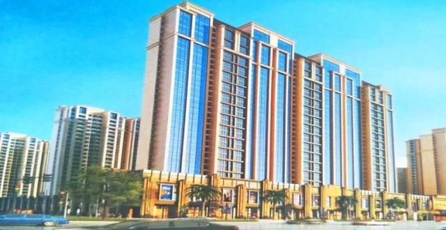 北海桐洋新城均价为:6800元/平方米