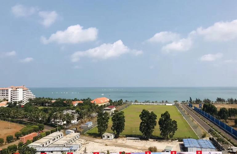 中信国安海岸 实景图