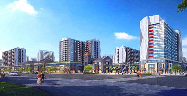 桂林碧桂园天玺建面105-143㎡养生住宅在售 均价6500元/㎡