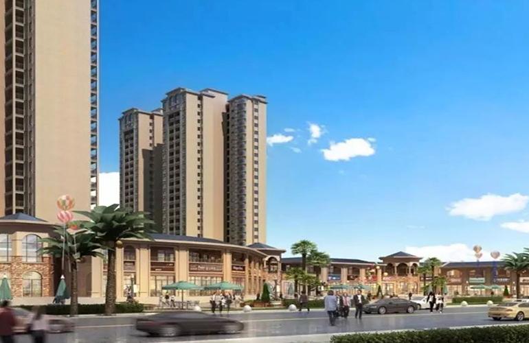 澄邁南海之濱簡歐現代風格美宅在售,均價10500元/㎡