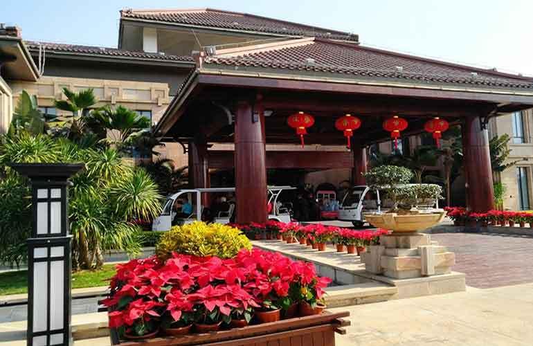 海阳城 实景图