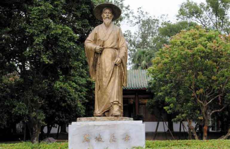 海阳城 东坡书院