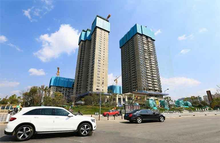 碧桂园北城映象 实景图