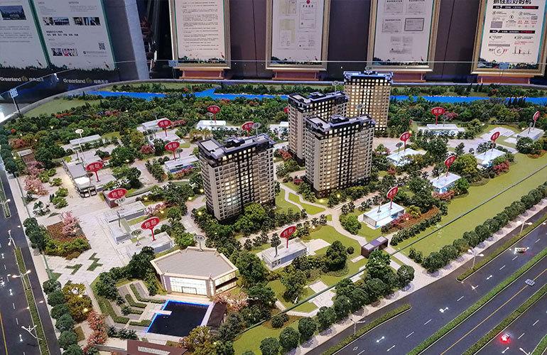 绿地滇池国际健康城 实景图