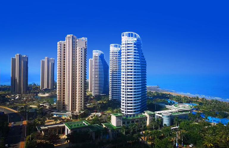 临高长岛蓝湾滨海度假美宅在售,均价10000元/㎡