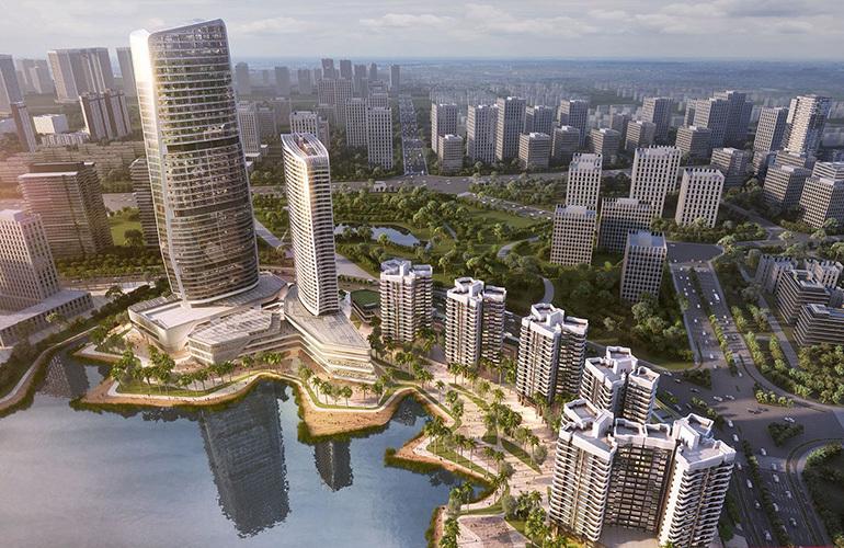 龙光玖誉湾 国际商务中心