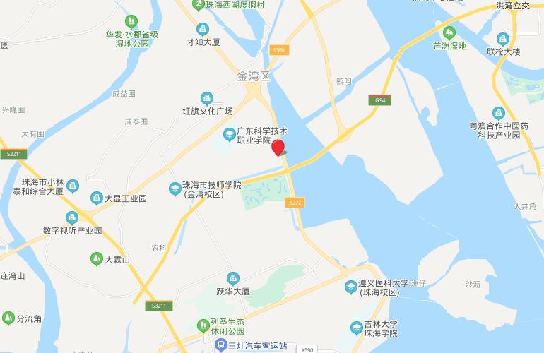龙光玖誉湾 区位图