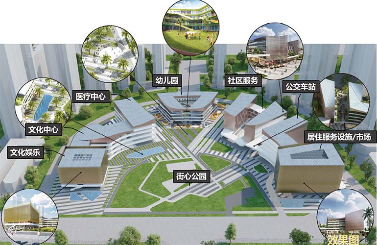 龙光玖誉湾规划图