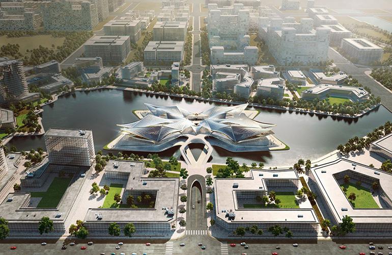 龙光玖誉湾 市民艺术中心