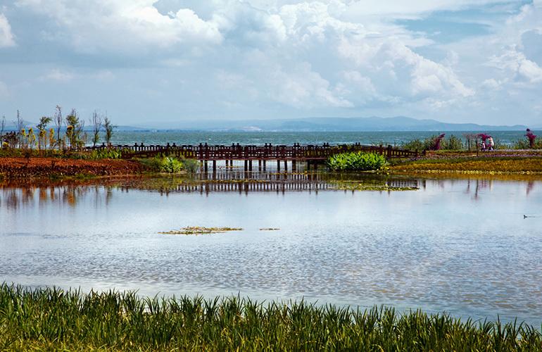 俊发生态半岛 滇池