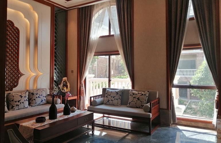 枫丹耀兴公馆 客厅