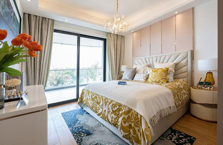 椰林阳光 卧室