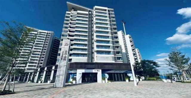 三亚保利浅海临街商铺、住宅在售,均价20000元/㎡