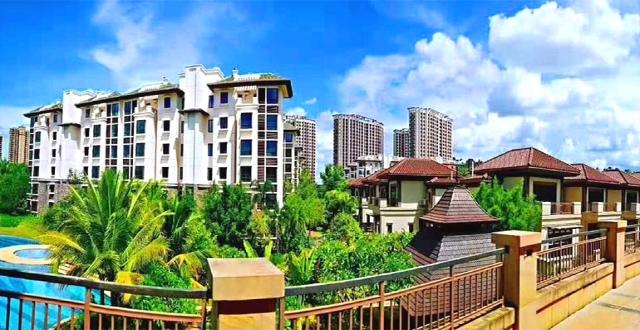 儋州海阳城建面60㎡-87㎡房源在售,均价16000元/㎡