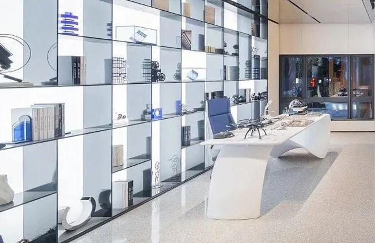 龙湖光年 办公室