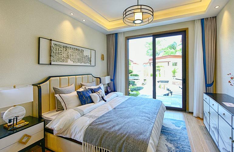 石梅半岛 E户型卧室