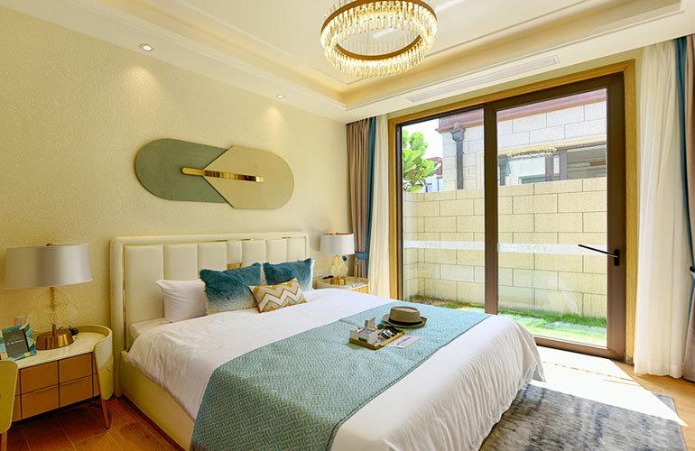 石梅半岛 B2户型卧室