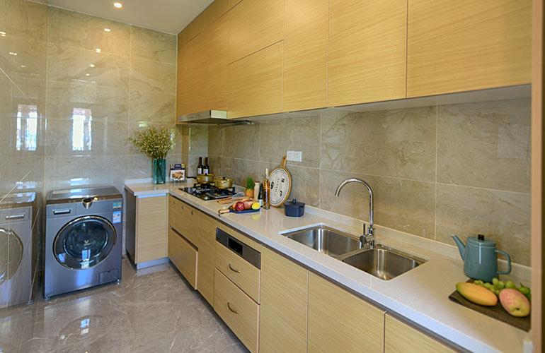 石梅半岛 B2户型厨房